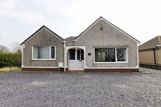 2 bed detached bungalow for sale in Ael-Y-Bryn, Caerphilly CF83