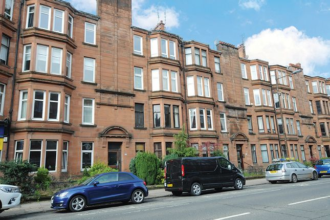 Thumbnail Flat for sale in Crow Road, Glasgow