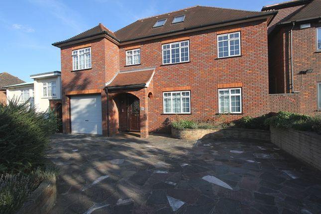 Thumbnail Detached house for sale in Penshurst Gardens, Edgware, Greater London.