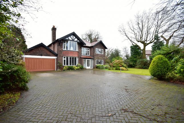 Thumbnail Detached house for sale in Manor Close, Cheadle Hulme, Cheadle