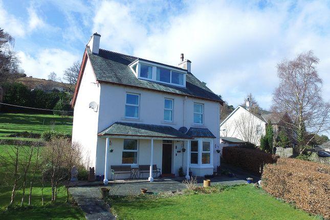 Thumbnail Detached house for sale in Braithwaite, Keswick