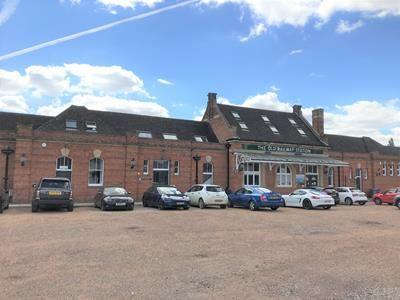 Thumbnail Office to let in Unit 3 The Old Railway Station, Green Road, Newmarket, Suffolk
