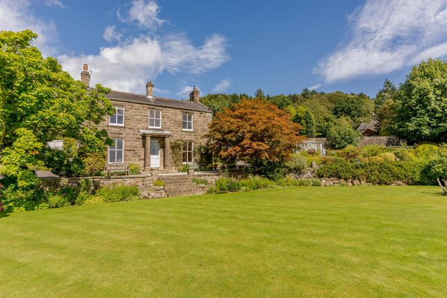 Thumbnail Detached house for sale in Hallmoor Road, Darley Dale, Matlock