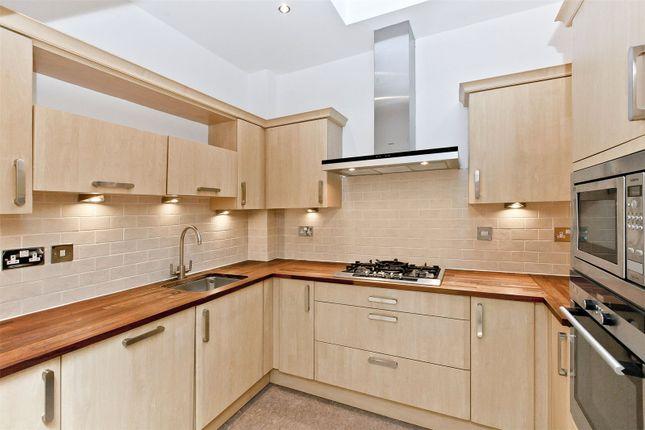 Kitchen of Eton Terrace, West End, Edinburgh EH4