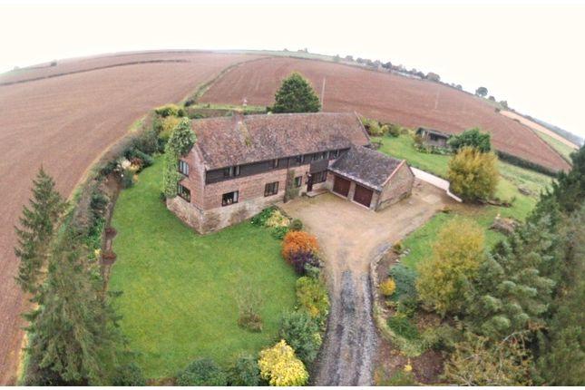 Thumbnail Barn conversion for sale in Cleobury Mortimer, Nr Kidderminster