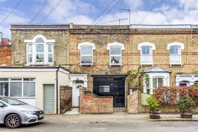 Thumbnail Terraced house for sale in Plimsoll Road, London