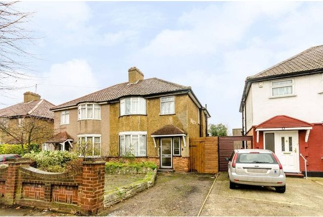 Thumbnail Property to rent in Sutlej Road, Charlton, London