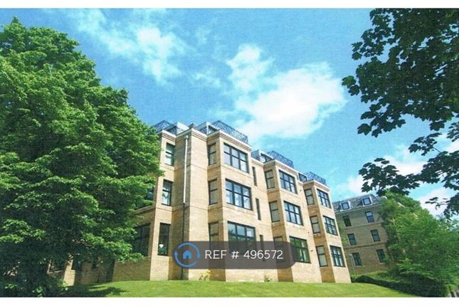 Thumbnail Flat to rent in Kelvinside, Glasgow