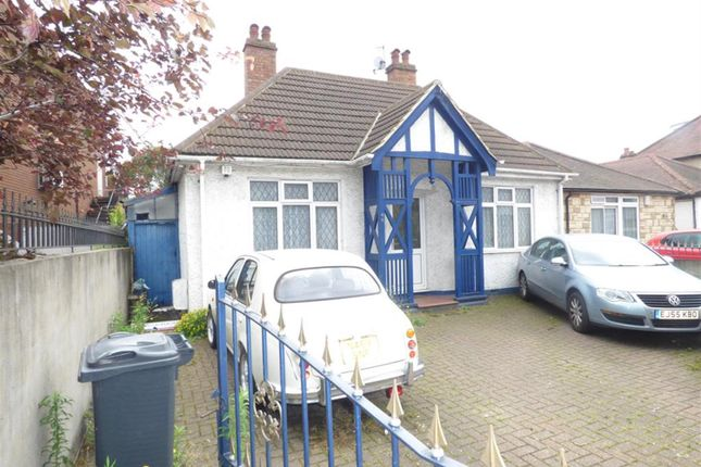 Thumbnail Detached bungalow for sale in New Heston Road, Hounslow