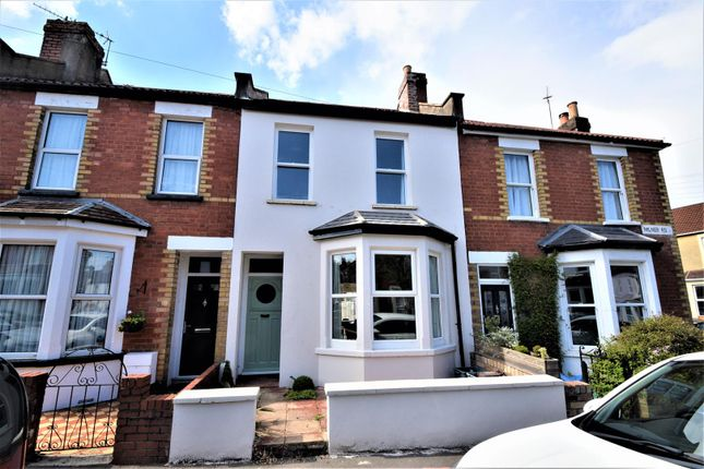 Thumbnail Terraced house for sale in Milner Road, Horfield, Bristol