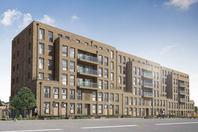 2 bedroom flat for sale in Northgate Road, Barking Riverside, Barking