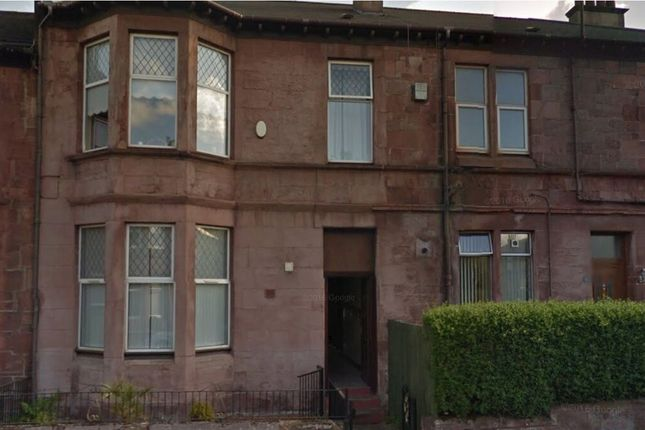 Thumbnail Flat for sale in Dunbeth Avenue, Coatbridge