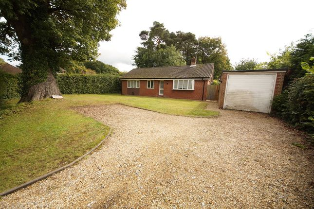 Thumbnail Detached bungalow for sale in Goose Lane, Hook