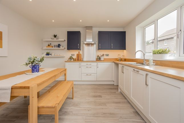 2 bed terraced house for sale in Long Hazel Mead, Sparkford, Yeovil BA22