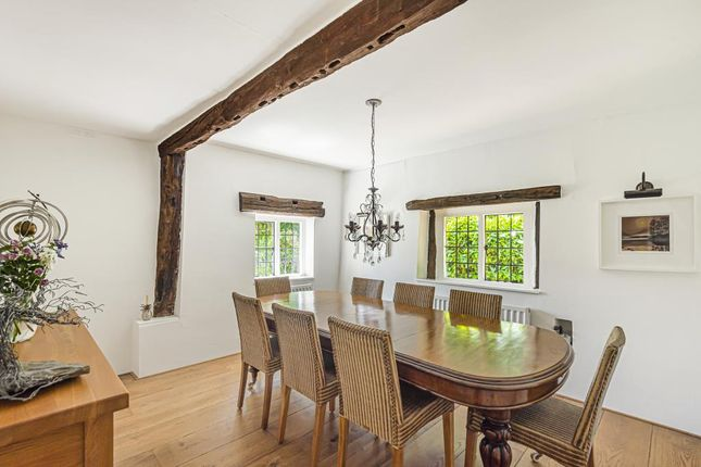Dining Area of Checkendon, South Oxfordshire RG8