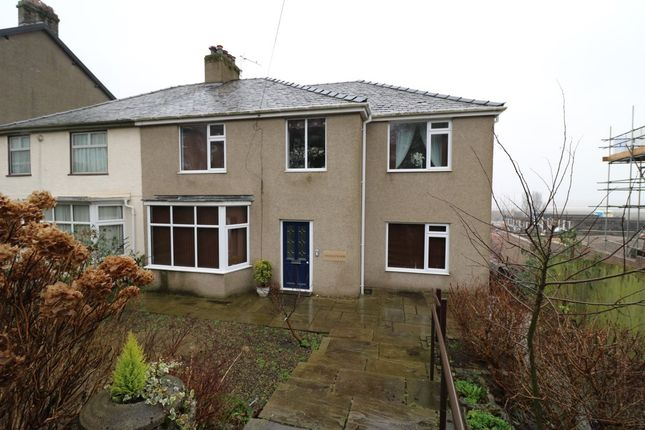 Thumbnail Flat to rent in Kents Bank Road, Grange-Over-Sands