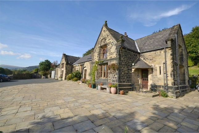 Thumbnail Detached house for sale in Crowtrees Road, Slaithwaite, Huddersfield, West Yorkshire