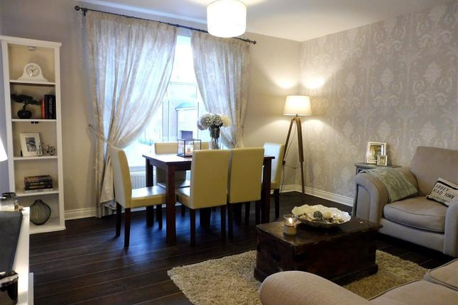 Thumbnail Flat to rent in Roman Circus Walk, Colchester
