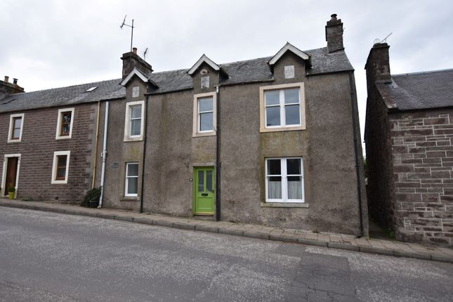 Thumbnail Flat for sale in Willoughby Street, Muthill
