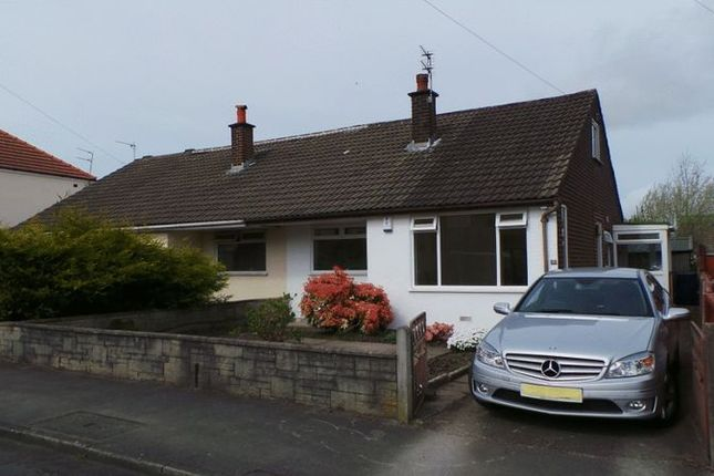 Thumbnail 2 bed semi-detached bungalow for sale in Marina Grove, Lostock Hall, Preston