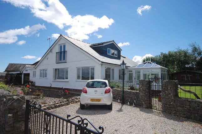Thumbnail Detached bungalow for sale in Canal Foot, Ulverston