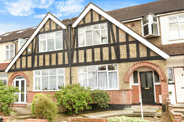 Thumbnail Terraced house for sale in Witham Road, Bromley, London