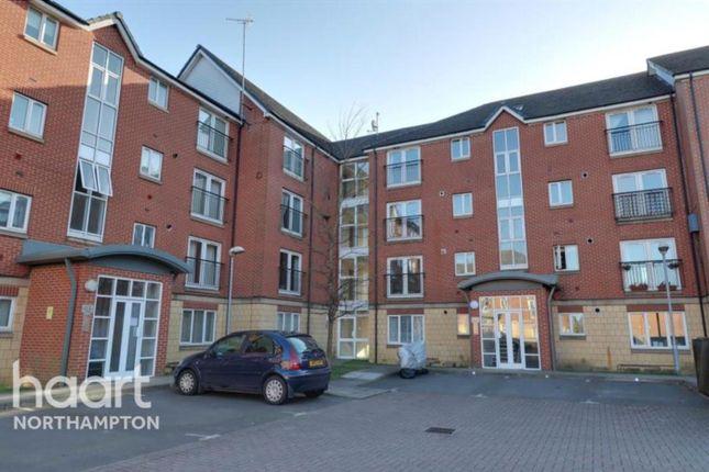 Thumbnail Maisonette to rent in Balfour Close, Northampton