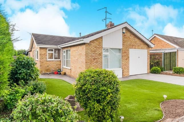 2 bed bungalow for sale in Churchill Drive, Boston, Lincolnshire, England
