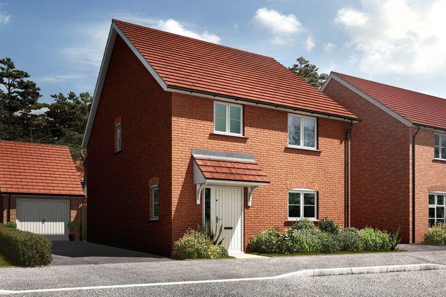 Thumbnail Detached house for sale in Radwinter Road, Saffron Walden, Cambridge