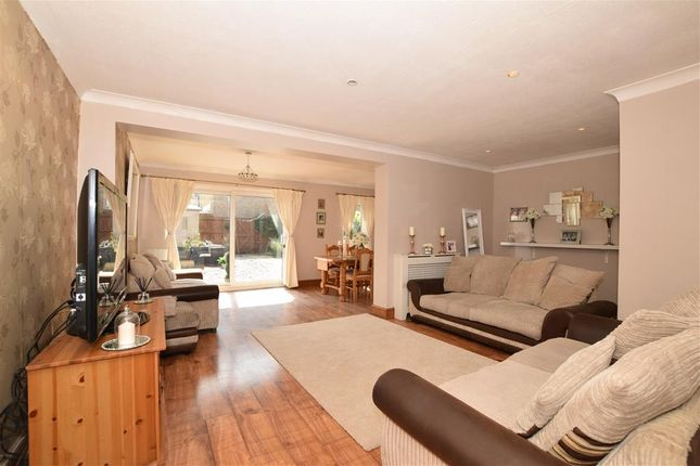3 bed terraced house for sale in Manor Forstal, New Ash Green, Longfield, Kent DA3