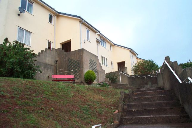 Thumbnail Flat to rent in Haslam Road, Torquay