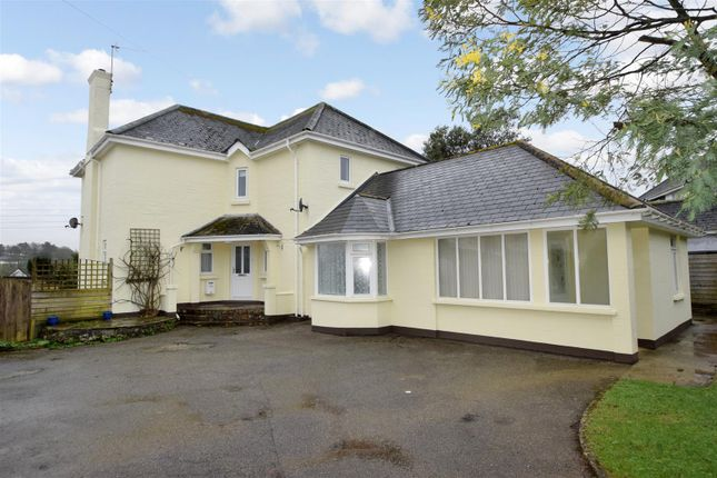 Thumbnail Detached house for sale in Trescobeas Road, Falmouth