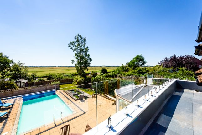 Thumbnail Detached house for sale in The Hills, Reedham