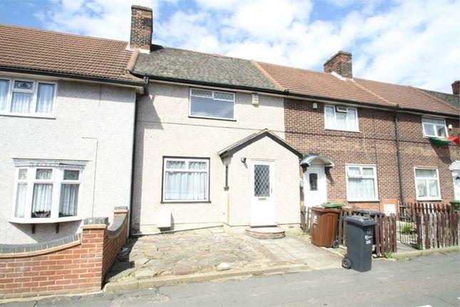 Thumbnail Terraced house to rent in Goresbrook Road, Dagenham, Essex