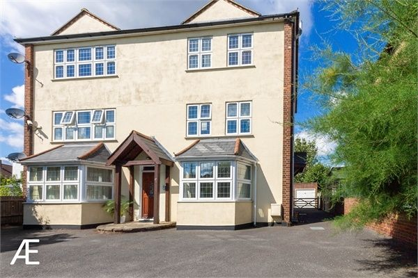 Thumbnail Flat to rent in Widmore Road, Bromley, Kent