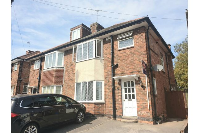 Thumbnail Semi-detached house to rent in Jackson Avenue, Derby