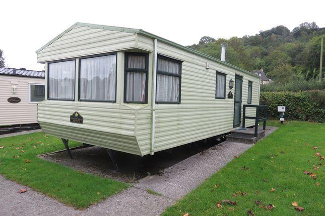 Thumbnail Mobile/park home for sale in Lemonford, Bickington, Newton Abbot