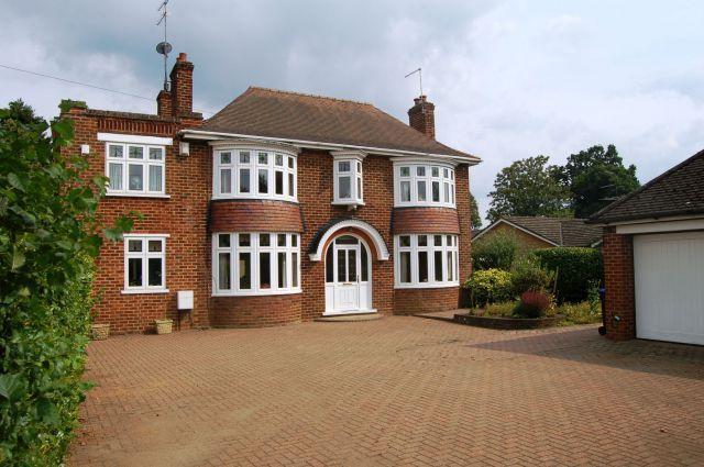 Detached house for sale in Park View, Moulton, Northampton