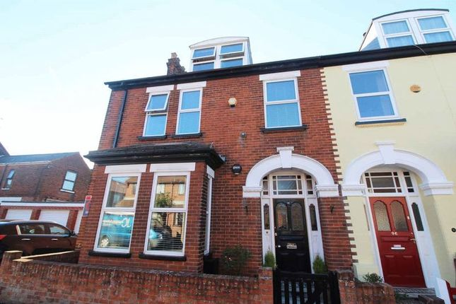Thumbnail Terraced house for sale in Lichfield Road, Great Yarmouth