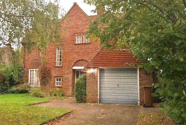 Thumbnail Detached house for sale in Cornwall Road, Cheam