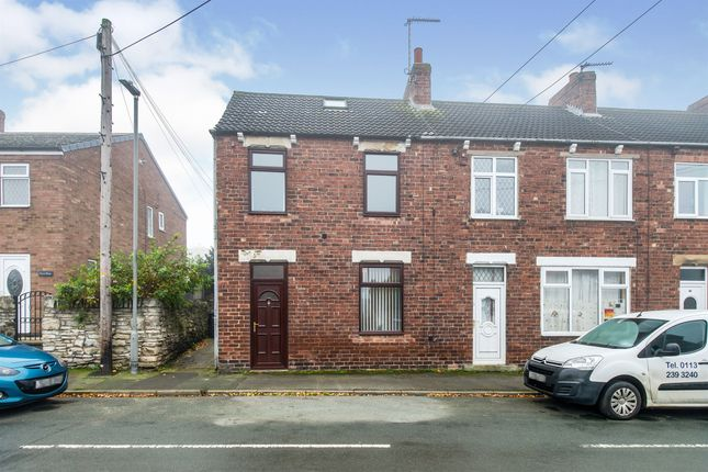 3 bed end terrace house for sale in Chapel Yard, Fairburn, Knottingley WF11