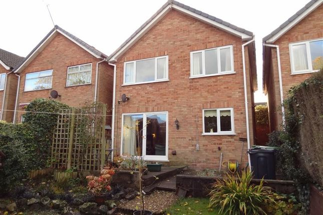 Thumbnail Detached house for sale in Ferrers Way, Ripley