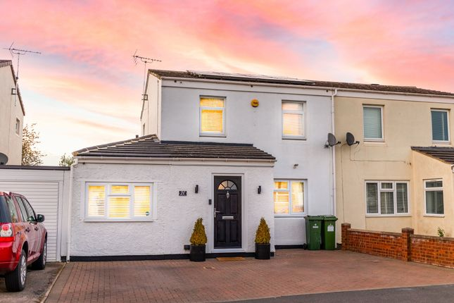 3 bed semi-detached house for sale in Thane Court, Stantonbury, Milton Keynes MK14
