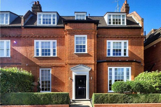Thumbnail Semi-detached house for sale in Glenilla Road, Belsize Park, London