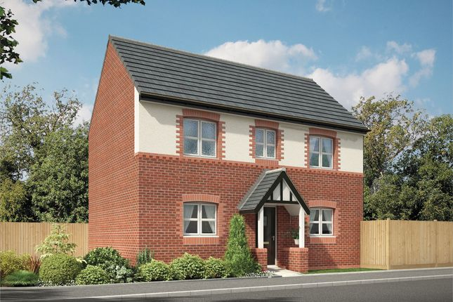 CGI Exterior of Bank Lane, Kirkby L33