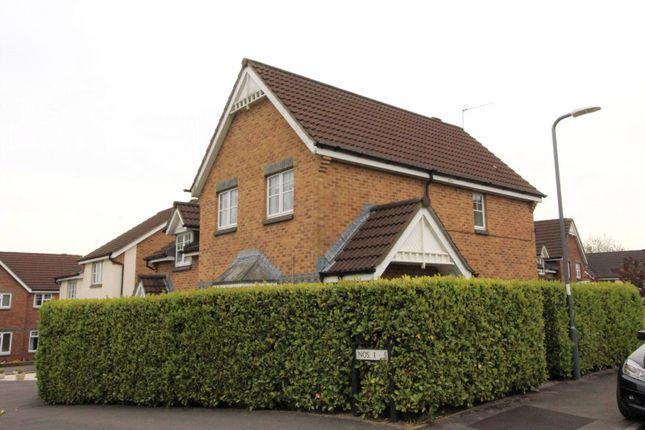 Thumbnail Semi-detached house for sale in Westbury View, Peasedown St. John, Bath, Avon