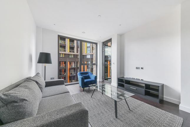 Living Area of Madeira Tower, The Residence, Nine Elms SW11