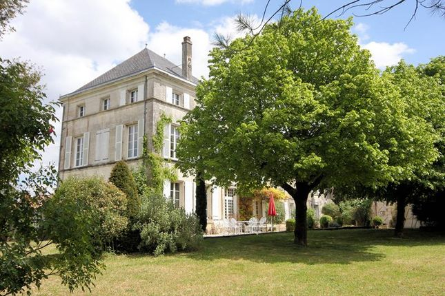 Thumbnail Country house for sale in Bourg-Charente, Charente, France