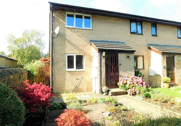 Thumbnail Terraced house for sale in Moorside, Daisy Hill, Bradford