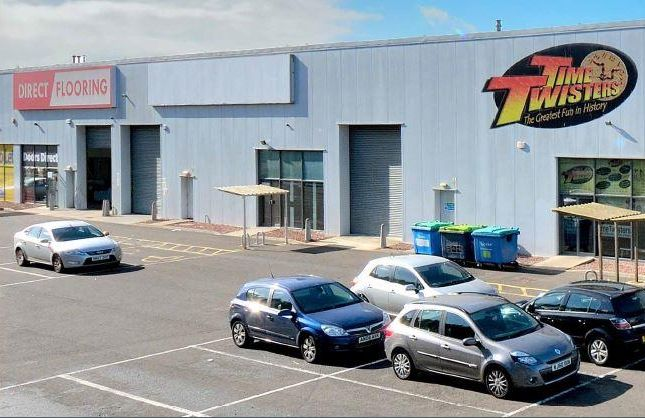 Thumbnail Industrial to let in Unit 4, Catalyst Trade Park, Sighthill, Edinburgh